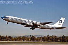 Cultura Aeronáutica: A conturbada carreira dos Boeing 707 da Varig Boeing 707, Airplane Photography, Commercial Aircraft, Aviation, Airplanes, Flight Attendant, Rio Grande, Classic, Design
