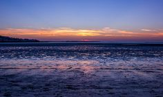 Instow Sunset by HowardThomson, via Flickr