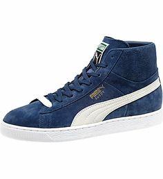 Shopping \u003e puma high tops blue - 65