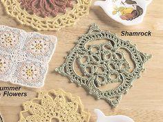 Ravelry: Shamrock pattern by Dot Drake