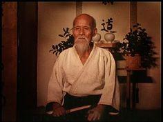 Aikido performance by Morihei Ueshiba in 1960 合気道