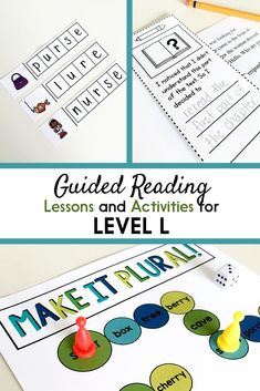 Luxury Guided Reading Second Grade