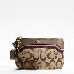 Only $41.30 at the Coach Outlet!    ....but i got additional off that and it was only $35.00!
