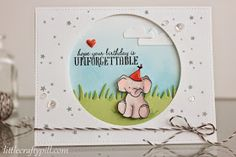 Little Crafty Pill: Unforgettable birthday with Wplus9