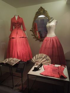 "Christian Dior "" New Look"" 1947"