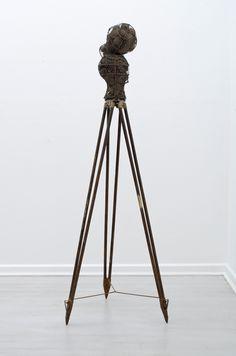 Shany van den Berg | Work Tripod Lamp, Den, Sculptures, Lighting, Artwork, Home Decor, Work Of Art, Decoration Home, Auguste Rodin Artwork