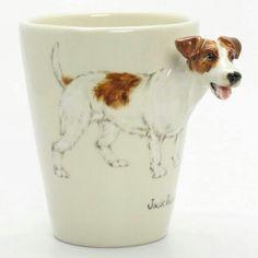 Para los amantes de los perritos... una #taza canina :)