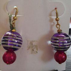 New Design of Earrings by 4EverGlitz. Complete Collection Available at: http://www.indiebazaar.com/shop/4everglitz?sort=mr