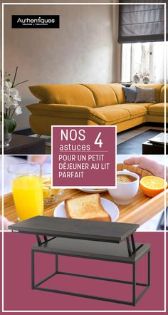 BUDA Table extensible 3 allonges