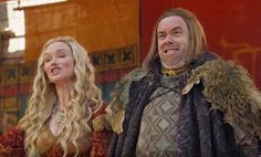 Did you spot Kevin Eldon and Richard E Grant in this weeks Game of Thrones? #DoctorWho