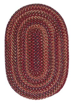 Midnight Rug 3 by 5Feet Burnt Brick ** Details can be found by clicking on the image. (This is an affiliate link) #AreaRugsPads
