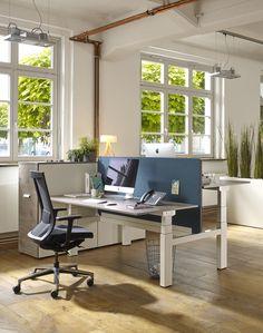 Ergonomie Im Büro U2013 Das Design Mobiliar Von Febrü Macht Ihren Arbeitsplatz  Zum Wohlfühlbüro Und Schafft Modernen Raum Für Kreativität U0026 Produktives  Arbeiten
