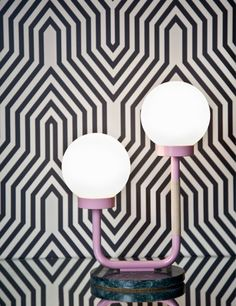 Little Darling Table Lamp / Pink