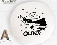 Personalised Cushions, Personalised Gifts, Handmade Gifts, Monochrome Nursery, Boys Room Decor, Home And Living, Decorative Pillows, Unique Gifts, Superhero