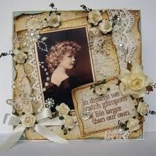 shabby chic cards - Google Search