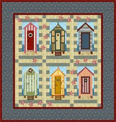Looking for your next project? You're going to love Beach Huts by designer ajpadilla.