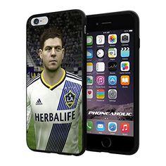 "MLS STEVEN GERRARD LA GALAXY , Cool iPhone 6 Plus (6+ , 5.5"") Smartphone Case Cover Collector iphone TPU Rubber Case Black Phoneaholic http://www.amazon.com/dp/B00VURLTTS/ref=cm_sw_r_pi_dp_3-Lnvb13187JQ"