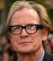 Bill Nighey, a charming gentleman and a truly fine actor.
