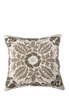 Central Motif Throw Pillow by Rizzy on @nordstrom_rack