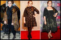 Coisas Bacanas: Musas Plus size - Adele, Gabys Amarantos