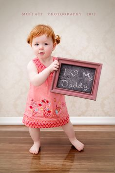 So cute! Just need a chalkboard, a camera and a little sweetheart to pose!