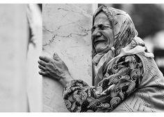 Srebrenica Muslim genocide. Over 8000 men & boys massacred by the Serbs. 30,000 women & girls raped. #bosniangenocide #warcrimes.