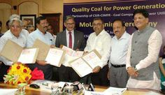 New #MOU to maintain #coal_quality