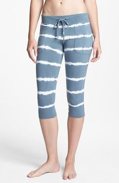 Hard Tail 'Cargo' Capris available at #Nordstrom