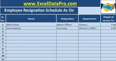 account receivable excel template