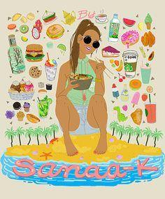 Sanaa K. (Fricote)
