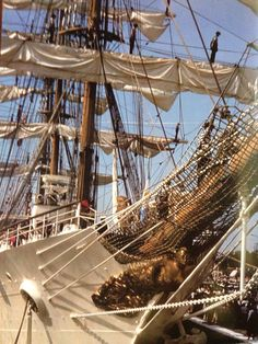 Fragata Libertad, buque escuela de Argentina
