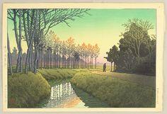 Kawase Hasui - Ukiyo-e Search