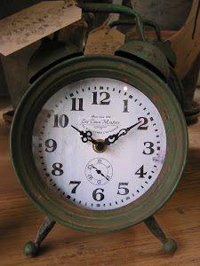 cute mantel clock