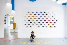 Little Stories shoe store by Clap, Valencia – Spain » Retail Design Blog