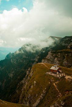 Bucegi mountains by Le Gab, via Flickr