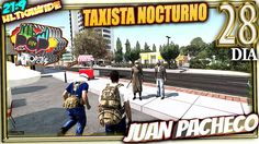 POP LIFE 4 Arma 3 #28 TAXISTA NOCTURNO Gameplay Español 21:9