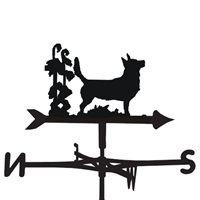 WEATHERVANE in Lancashire Heeler Design. £59.99 + Free Delivery!
