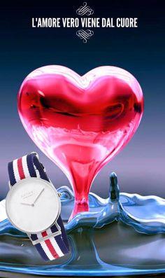 L'amore vero viene dal cuore