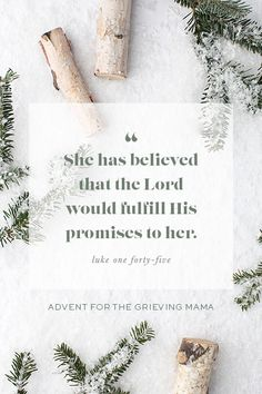 Advent for the Griev