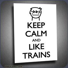 i like trains by iliketrains02.deviantart.com on @deviantART