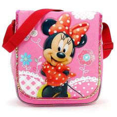 Minnie Mouse Lunch Tote [Flowers]$16.99
