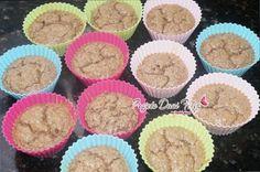 Dieta Dukan: Receita Muffin de chocolate - Fase Cruzeiro