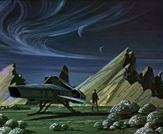 The Anniversary of BATTLESTAR GALACTICA brings with it a bevy of new releases - Blu-rays, soundtracks, and this new portfolio of concept art by STAR WARS legend Ralph McQuarrie. Battlestar Galactica, Kampfstern Galactica, Ralph Mcquarrie, Arte Sci Fi, Star Wars Concept Art, Star Wars Art, Star Trek, Art Science Fiction, 70s Sci Fi Art
