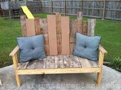 Image result for pallet bench plans