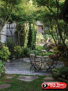horizons - if not your area - with a few small garden hoses . - Gartengestatung 2019 your horizons - if not your area - with a few small garden hoses . - Gartengestatung 2019 14 Amazing Backyard Garden Lighting Ideas For Outdoor Backyard Garden Design, Small Garden Design, Diy Garden, Garden Cottage, Backyard Patio, Dream Garden, Patio Design, Backyard Ideas, Patio Ideas