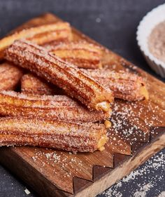 Churros, French Toast, Street, Breakfast, Kitchen, Food, Morning Coffee, Cooking, Kitchens