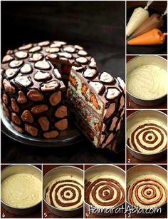 Hem çikolatalı hem şahane sunumlara sahip pastalar, bu pastacılar insana 20 kilo aldırır