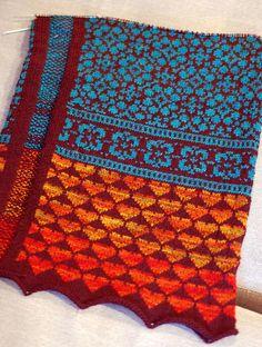 Baby Blanket by osloann