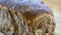 Grovbrød med sirup Cloud Bread, Scones, Food And Drink, Baking, Nikko, Eat, Flourless Bread, Bakken, Backen