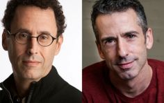 """Sexuality, race, religion, politics -- Pulitzer Prize-winner Tony Kushner and The Stranger's Dan Savage will discuss the many issues raised in Kushner's two-part """"Angels in America."""""""